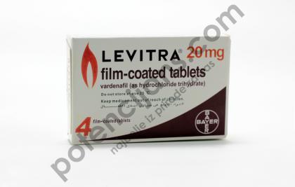 Levitra 20mg