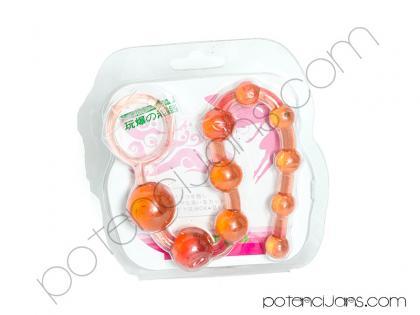 Analne kuglice - narandžaste